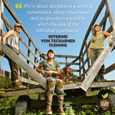 National Young Farmers Coalition  Promotes Farmer Heroes